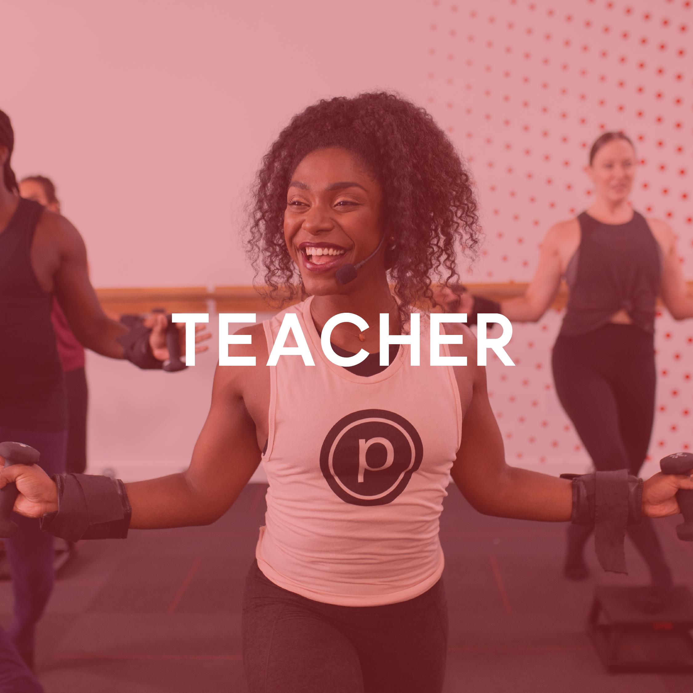 Become A Pure Barre Teacher